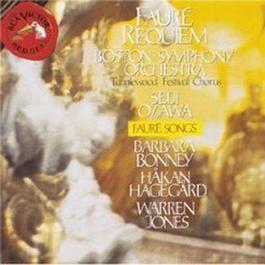 Fauré Requiem 1997 Seiji Ozawa