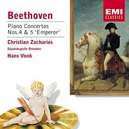 Beethoven:Piano Concertos 4 & 5 2001 Christian Zacharias