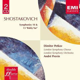 Shostakovich: Symphonies 10 & 13 1999 Andre Previn