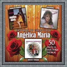 Tesoros De Colección - 50 A?0?9os De Trayectoria 2012 Angélica Maria