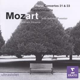 Mozart - Piano Concertos Nos. 21 & 23 2005 Jean-Bernard Pommier