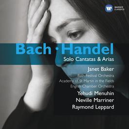 Bach & Handel: Solo Cantatas & Arias 2007 Neville Marriner