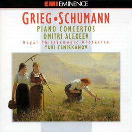 Grieg/Schumann - Piano Concertos 2003 Dmitri Alexeev