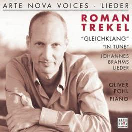 ARTE-NOVA-Voices: Roman Trekel 2000 Roman Trekel