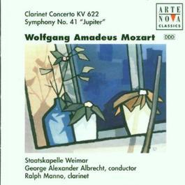 Mozart Clarinet Concerto Symphony K. 551 Jupiter 1970 Ralph Manno