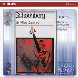 Schoenberg: The Complete String Quartets 1999 New Vienna String Quartet