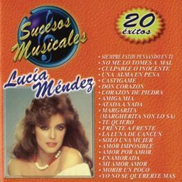 Sucesos Musicales 2011 Lucia Mendez