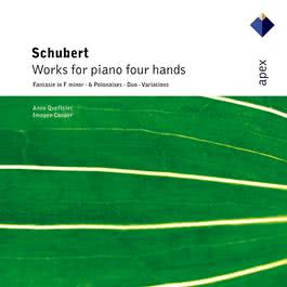 Schubert : Works for piano four hands 2007 Anne Queffelec; Imogen Cooper