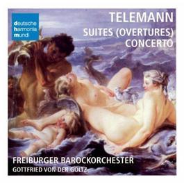 Telemann: Concertos & Ouvertures - MIT KATALOG 2011 Freiburger Barockorchester