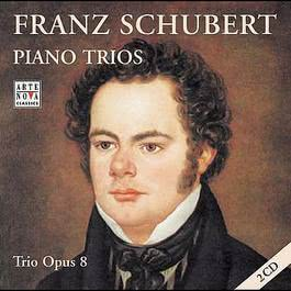 Franz Schubert  Piano Trios 1970 Trio Opus 8