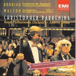 Concierto De Aranjuez/ 5 Bagatelles 1993 Christopher Parkening