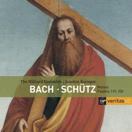 Bach/Schutz: Motets 2005 The Hilliard Ensemble