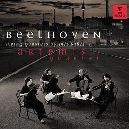 Beethoven String Quartets Op 18 No. 4 & Op.59 No. 2 2007 阿特密丝弦乐四重奏团