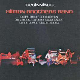 Beginnings 1998 The Allman Brothers band