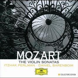 Mozart: The Violin Sonatas 2000 Daniel Barenboim