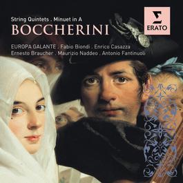 Boccherini - String Quintets 2005 Europa Galante