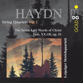 Haydn: String Quartets Vol. 1 2012 Leipziger Streichquartett