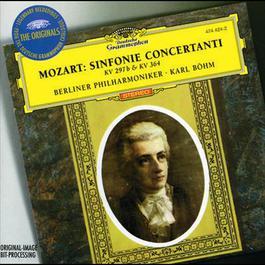 Mozart: Sinfonie concertanti 2003 Berlin Philharmonic Octet; Karl Böhm
