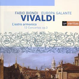 Vivaldi - L'Estro Armonico, Op.3 2005 Fabio Biondi