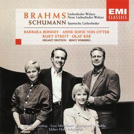 Brahms/Schumann Lieder 1995 Barbara Bonney