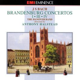 Brandenburg Concertos Nos.I/3/5 2003 Anthony Halstead