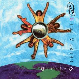 America 1995 Azul Violeta