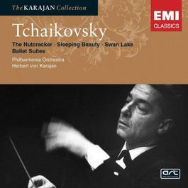 Tchaikovsky: The Nutcraker, Swan Lake & Sleeping Beauty Ballet Suites 2005 Herbert Von Karajan; Philharmonia Orchestra