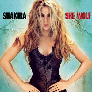 Shakira的專輯She Wolf [Deluxe Version]
