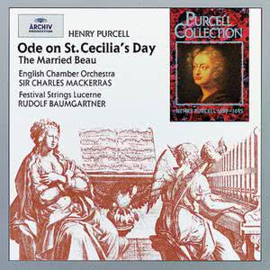 Festival Strings Lucerne的專輯Purcell: Ode on St. Cecilia's Day; The Married Beau