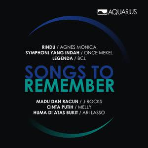 Dengarkan Rindu lagu dari Agnes Monica dengan lirik