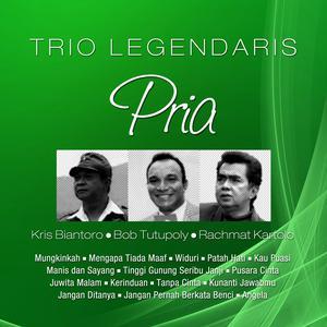 Trio Legendaris Pria dari Bob Tutupoly