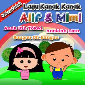 Dengarkan lagu Ikan Kekek nyanyian Alif & Mimi dengan lirik