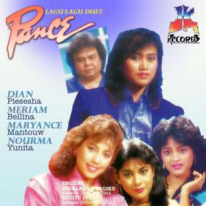 Lagu-Lagu Duet Pance dari Pance F Pondaag