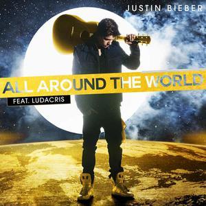 Justin Bieber的專輯All Around The World