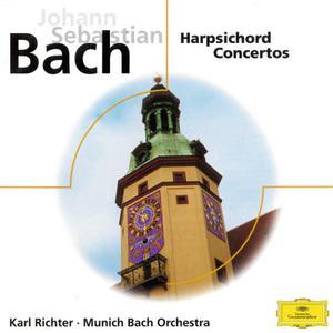 Karl Richter的專輯Bach, J.S.: Harpsichord Concertos