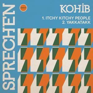 Kohib的專輯Itchy Kitchy People / Yakkatakk