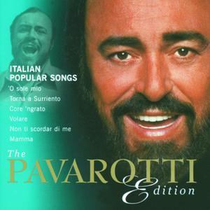 Luciano Pavarotti的專輯The Pavarotti Edition