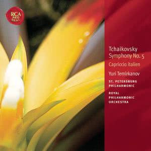Tchaikovsky: Symphony No. 5; Capriccio Italien: Classic Library Series