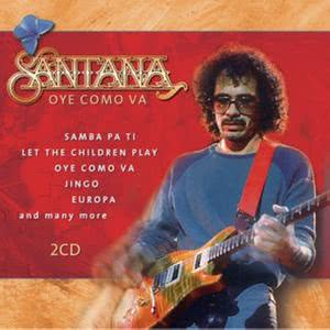 Santana的專輯Oye Como Va