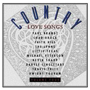 羣星的專輯Country Love Songs Volume Three