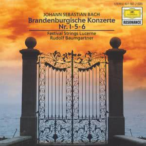 Festival Strings Lucerne的專輯Bach, J.S.: Brandenburg Concerto No.1 BWV 1046; No.5 BWV 1050 & No.6 BWV 1051