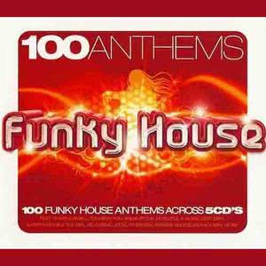 Various Artists的專輯100 Anthems Funky House Vol.3