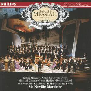 Sylvia McNair的專輯Handel: Messiah