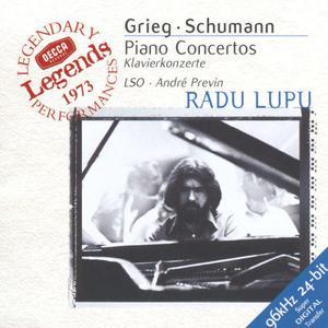 Radu Lupu的專輯Grieg / Schumann: Piano Concertos