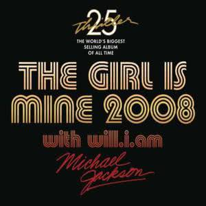 Michael Jackson的專輯The Girl Is Mine 2008 (feat. will.i.am) - EP