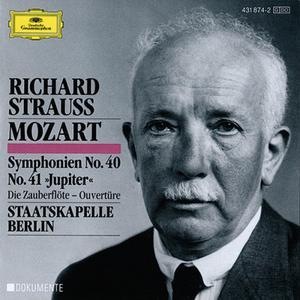 """收聽Berliner Staatskapelle的Mozart: Symphony No.41 in C, K.551 - """"Jupiter"""" - 2. Andante cantabile歌詞歌曲"""