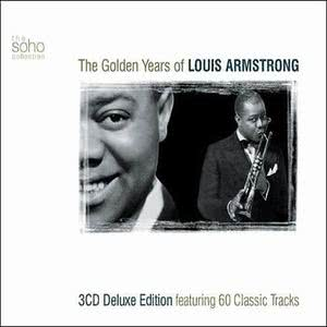 Louis Armstrong的專輯The Golden Years Of Louis Armstrong dsic1