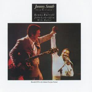 Jimmy Smith的專輯Keep On Comin'