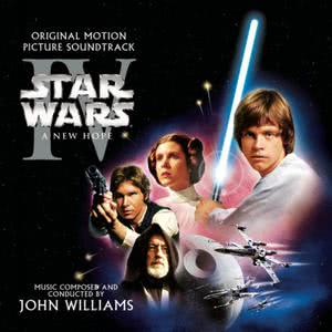 John Williams的專輯Star Wars Episode IV: A New Hope (Original Motion Picture Soundtrack)