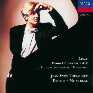 Jean-Yves Thibaudet的專輯Liszt: Piano Concerto Nos.1 & 2/Fantasia On Hungarian Folk Themes etc.
